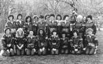 Damen Gymnastikgruppe